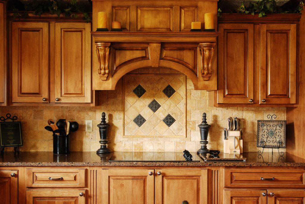 A beautiful custom remodeled kitchen