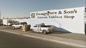 dominguez and sons cabinets el paso